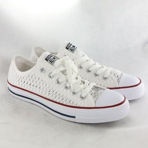 CONVERSE CT All Star Crochet Oxford Low Sneakers
